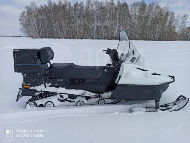 Русская механика Тайга Варяг 550. исправен, есть псм, с пробегом
