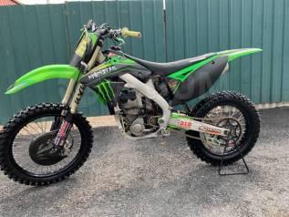 Kawasaki KX 250, 2009