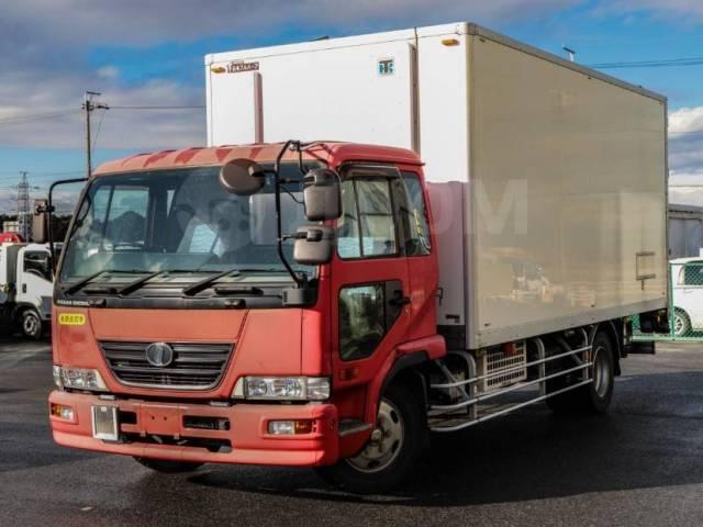 Nissan Diesel. Рефрижератор - 30 Nissan UD Широкая кабина ( 2.5 м. ), 6 400куб. см., 5 000кг. Под заказ