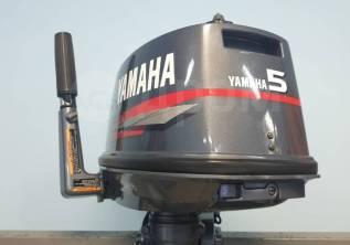 Лодочный мотор Yamaha 5 Б/у