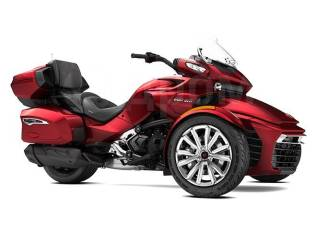 BRP Can-Am Spyder F3 Limited, 2016