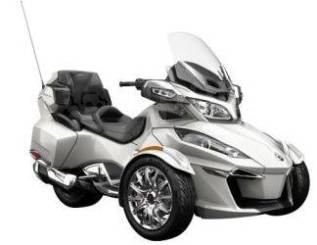 BRP Can-Am Spyder RT Limited, 2016
