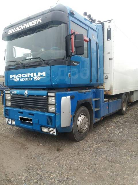Renault Magnum. Продам грузовой тягач , 4x2