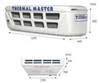 Рефрежираторная установка Termal Master T-2500