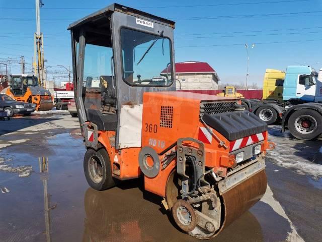 Hamm HD. Каток дорожный комбинированный hamm HD10K 2.5 тонны