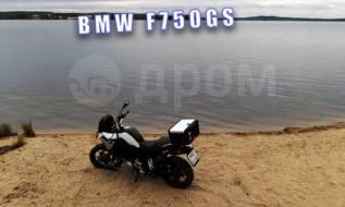 BMW F 750 GS, 2018
