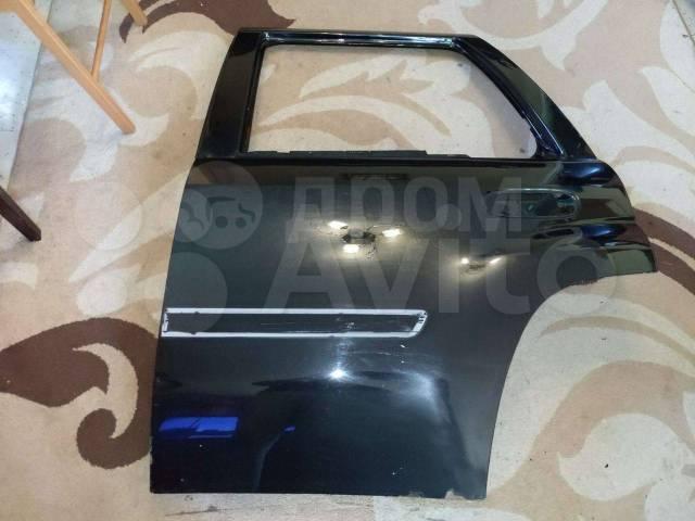 Дверь боковая. Chevrolet TrailBlazer, GMT360 LL8, LS2, VORTECLH6, VORTECLL8, VORTECLM4