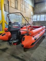 Продам лодку solar 470 strela jet+Yamaha 50