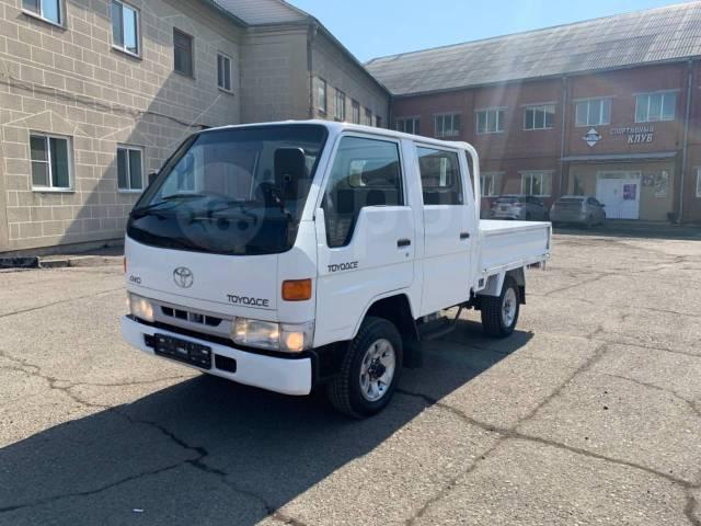 Toyota ToyoAce. Продаётся грузовик Toyota Toyo ace 2006 г. 4вд, 2 800куб. см., 1 500кг., 4x4