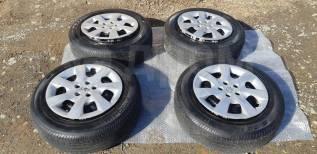 Комплект японских летних колес