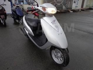 Honda Dio-7 AF68(четырёхтактный-инжекторный)+видео, 2011