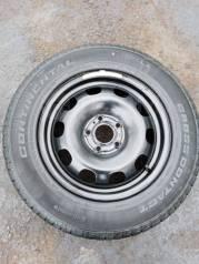 Резина на диске 215/65/R16