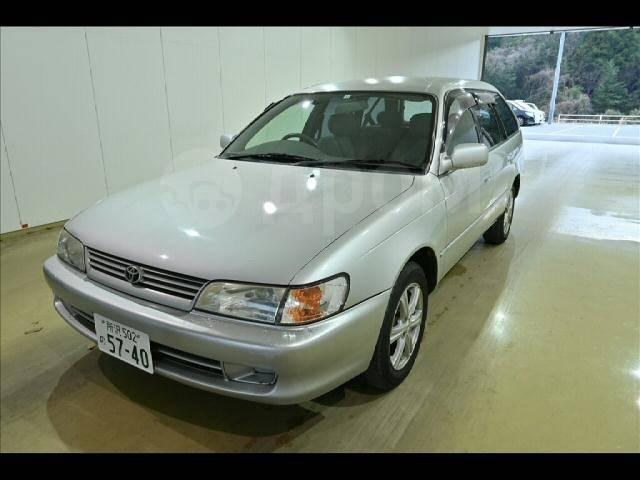 Дверь боковая. Toyota Sprinter, AE109, CE102, CE102G, CE105, CE106, CE107, CE108, CE108G, CE109, EE102, EE103, EE104, EE104G, EE106, EE107, EE108, EE1...