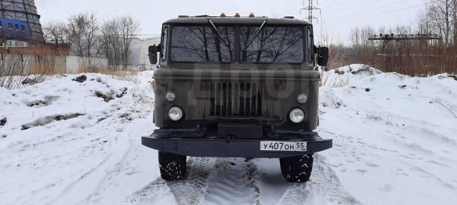 ГАЗ 66. Газ 66 фургон, 2 000кг., 4x4