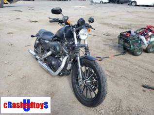 Harley-Davidson Sportster Iron 883 XL883N 01381, 2010