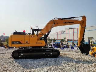 Liugong CLG 922E, 2021