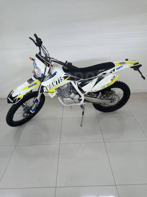 Avantis FX 250 Lux. 250куб. см., исправен, птс, без пробега
