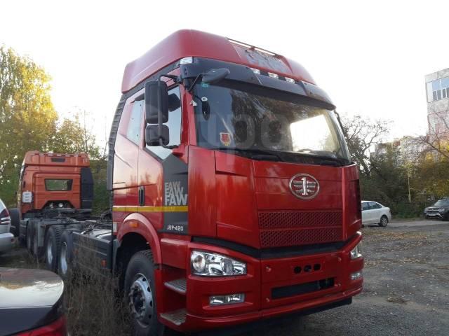 FAW. Седельный тягач CA4250 J6P 6х4 Euro V, 42 000кг.