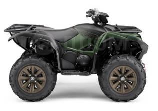 Yamaha Grizzly 700, 2021