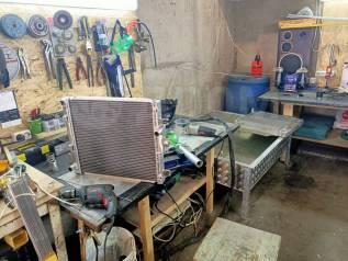 Срочный ремонт чистка радиаторов ( латунных, алюминиевых) Изготовление