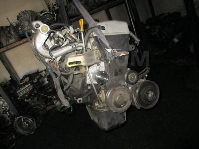 Двигатель Toyota Corolla, AE110, 5AFE 11401-19685