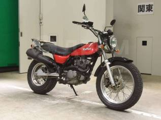 Suzuki VanVan, 2004