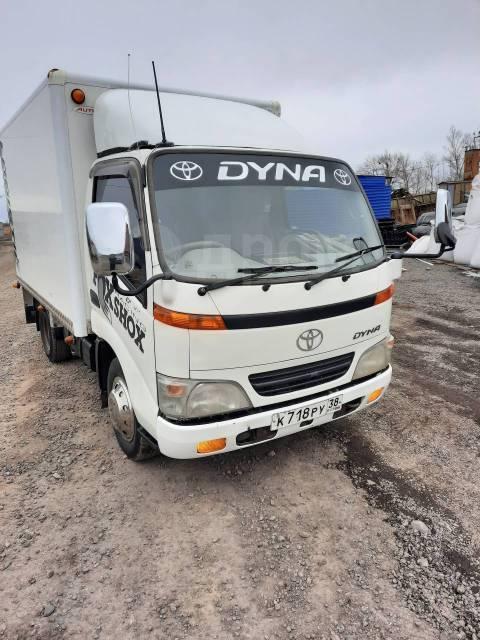 Toyota Dyna. Грузовик тойота дюна, 3 600куб. см., 2 000кг., 4x2