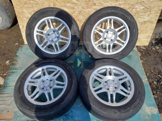 """Комплект колес 185/65/14 R14 4x98. 5.5x14"""" 4x98.00 ET33 ЦО 72,5мм."""