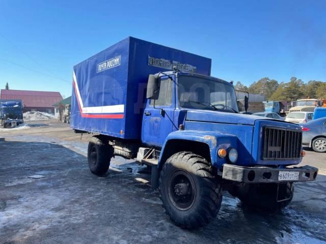 ГАЗ 3308 Садко. ГАЗ Садко 2006, 4 250куб. см., 4 000кг., 4x4
