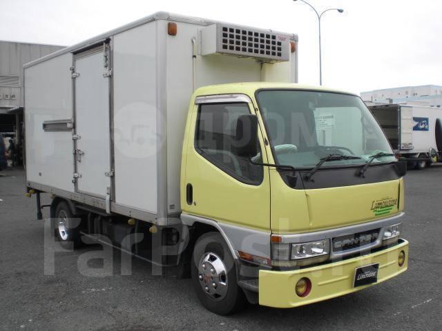 Mitsubishi Fuso Canter. Рефрижератор Mitsubishi Canter, 5 200куб. см., 3 000кг., 4x2. Под заказ
