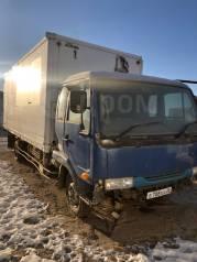 Продам грузовик Nissan Condor по запчастям