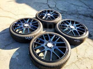 36922 Комплект дисков LXRY Hanes R16, 5+45, 4x100 + ШИНЫ