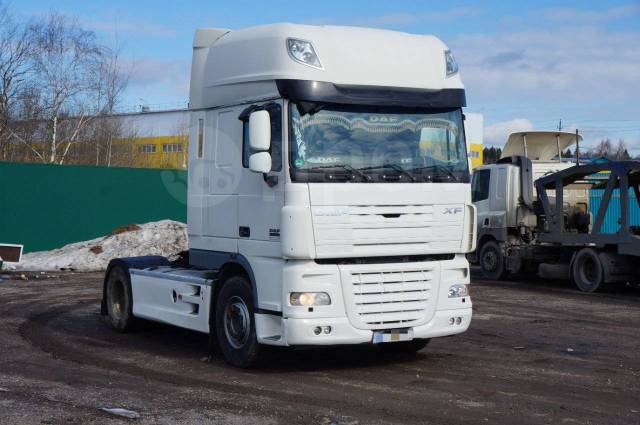 DAF XF105. .460, 2011 год, автомат, SuperSpace, 12 902 куб. см., 4x2