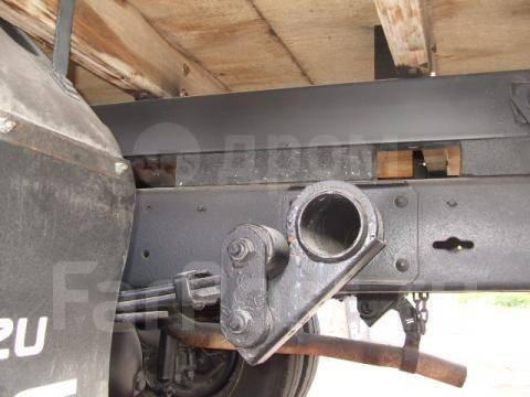 Mitsubishi Fuso Canter. Манипулятор Mitsubishi Canter, 4 600куб. см., 4 000кг., 4x2. Под заказ