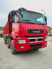 КамАЗ 65201, 2018