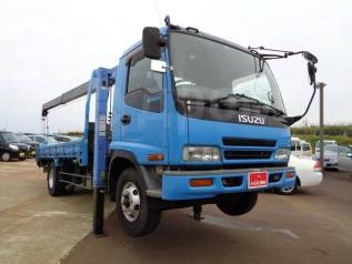 Isuzu Forward, 2001