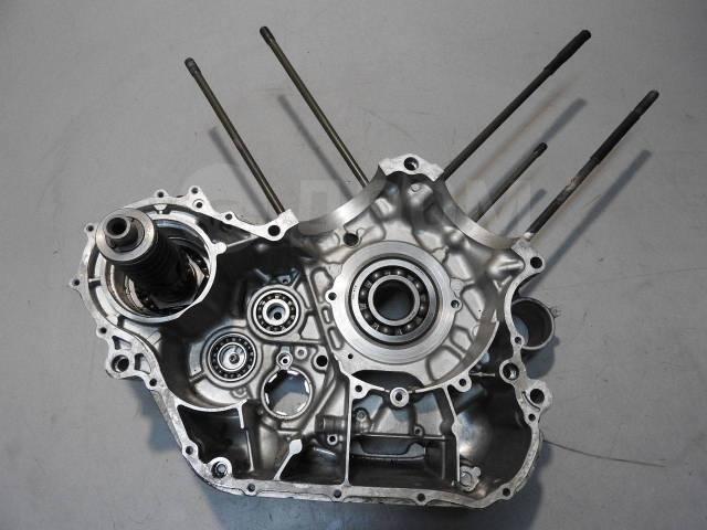 Левая часть картера Yamaha Dragstar 1100 VP13J