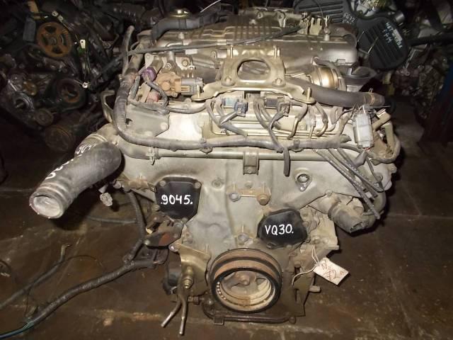 Двигатель в сборе Nissan Cedric HY33 Ниссан Цедрик - 1995 - 1999 (контрактная запчасть) 101024P1A0