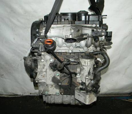 Двигатель дизельный Volkswagen GOLF 2006 [BMN]