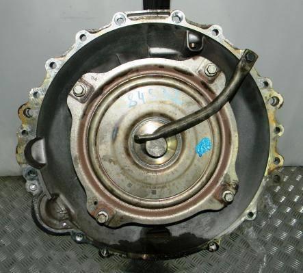 КПП автоматическая Jaguar XF 2009 [6HP26] 6HP26