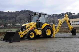 New Holland B100B, 2021