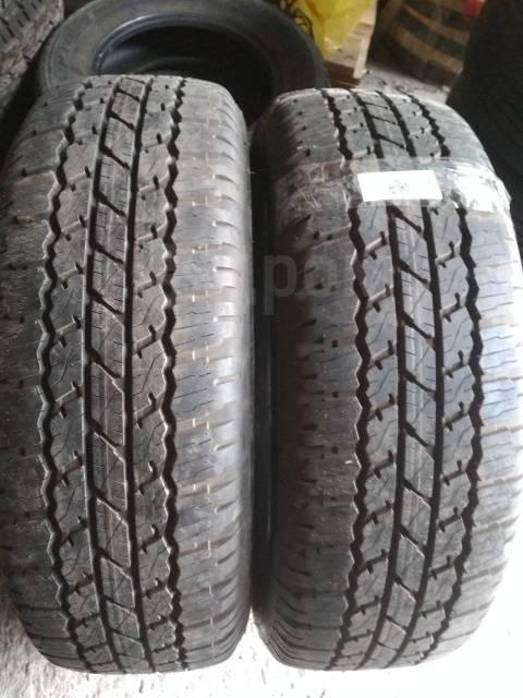 Bridgestone Dueler A/T. всесезонные, 2018 год, б/у, износ до 5%