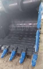 Скальный усиленный ковш ZX330
