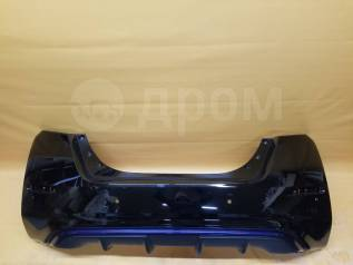 Бампер задний Nissan Leaf ZE1