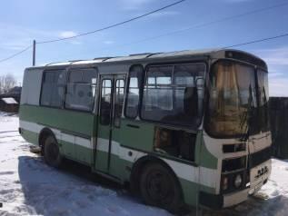 ПАЗ 320520, 1997