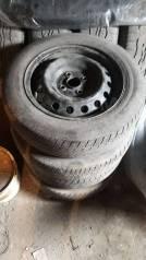 Продам летние колёса R14 на штамповках