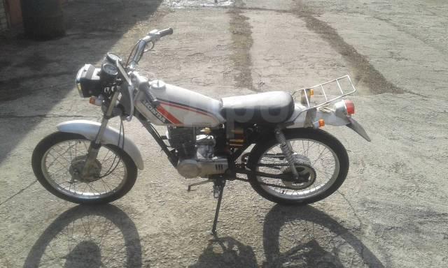 Honda. 49куб. см., исправен, без птс, без пробега