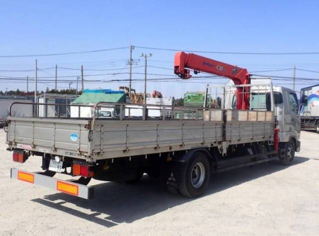 Mitsubishi Fuso Fighter. Манипулятор , 7 540 куб. см., 5 000 кг., 4x2. Под заказ