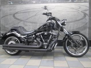 Yamaha Roadstar 1900, 2009