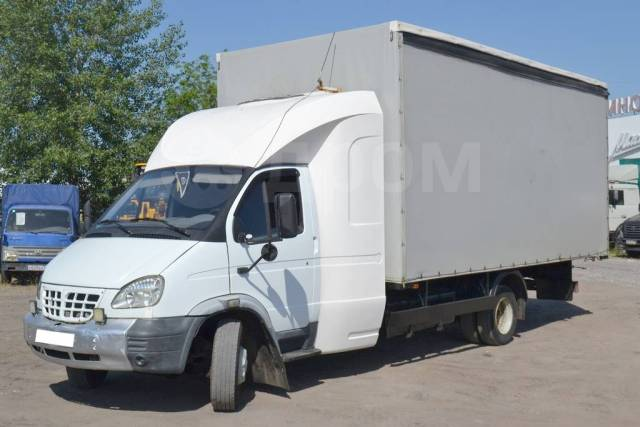 ГАЗ 3310. Евротент фургон газ Валдай (2012г. в. ) на 2 года, 3 760куб. см., 2 150кг., 4x2